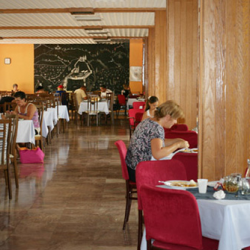 Breakfast restaurant at Wellness & SPA Institute Dr. Simo Milošević Igalo