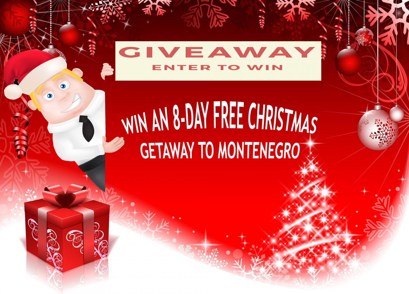 Christmas Getaway.Win An 8 Day Christmas Getaway To Montenegro Zen
